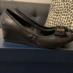 Cole Haan Tali Grand Bow Wedge